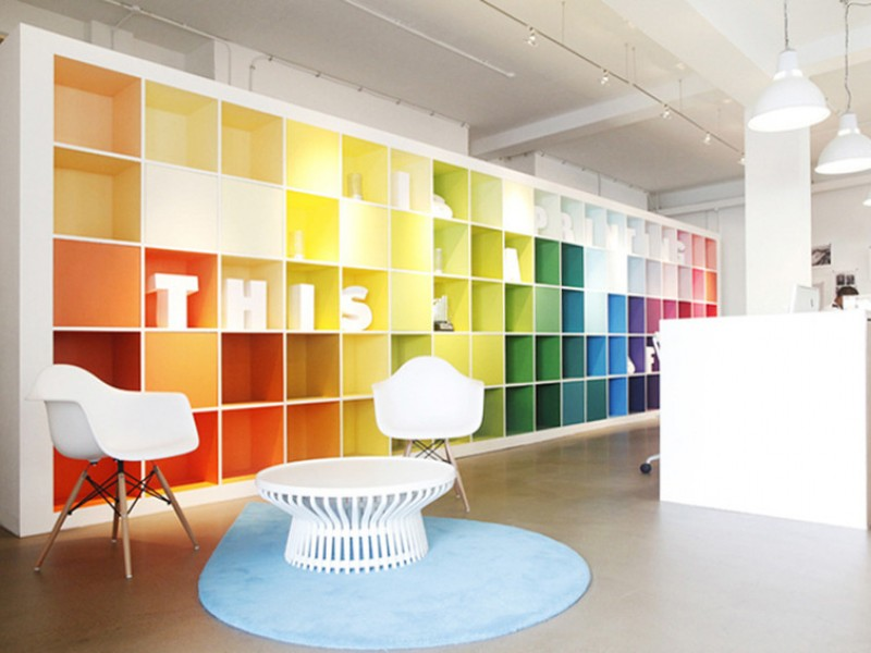 The Amazing Effect of Colour in Office Design