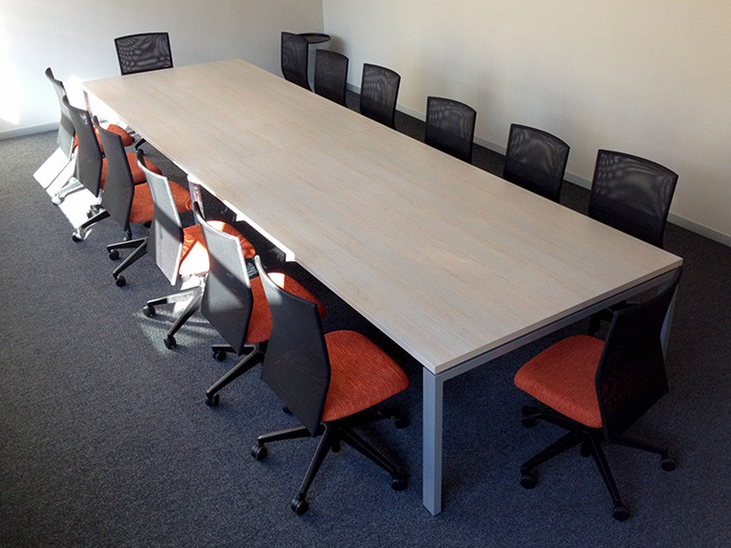 14-Seater Boardroom Table
