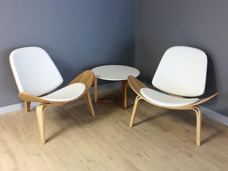 Replica Wegner Shell Chair