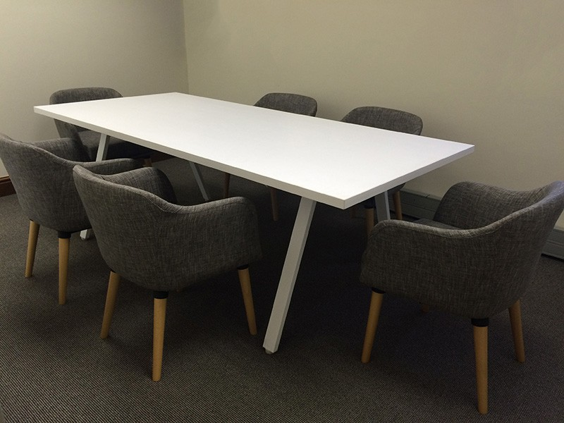 6-Seater Meeting Table
