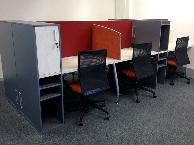 6-way Call Centre Cluster