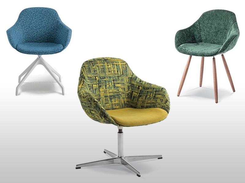 Globe occasional chair range