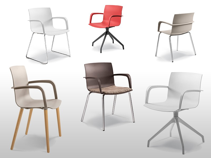 Coda chair range