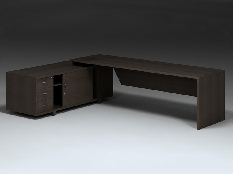 Ledge Executive Desk