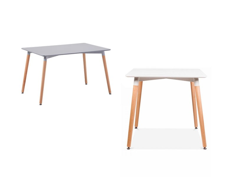 Slimline canteen tables